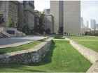 CITY OF MONTREAL Champ-De-Mars Illustrates A Successful Example Of Some Of The Public Space Projects Realized In The 1980S