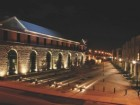 CITY OF MONTREAL Dalhousie Square At Night
