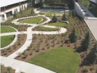 The Campus Courtyard Adjacent To The Grand Hall Provides A Wonderful Outdoor Space For Staff And Visitors Alike.