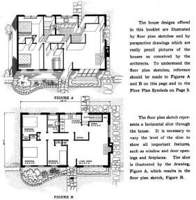 Big ideas small houses canadian architect for How to read residential blueprints