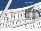 Site Plan1 Richmond Oval2 Legacy Plaza3 Riverside Plaza4 west loading/service