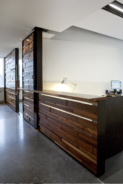 taylor smyth architects office