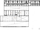 Second Floor1 studio barn 2 live/work studio 3 covered street 4 community barn 5 community office space 6 green barn 7 fifth barn