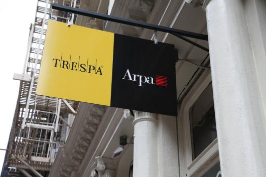 trespa arpa design centre
