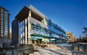 The new North Vancouver City Library provides a powerful reason to enhance the surrounding context and enable a successful civic precinct.