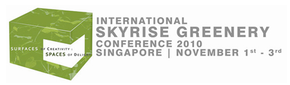 international skyrise greenery conference