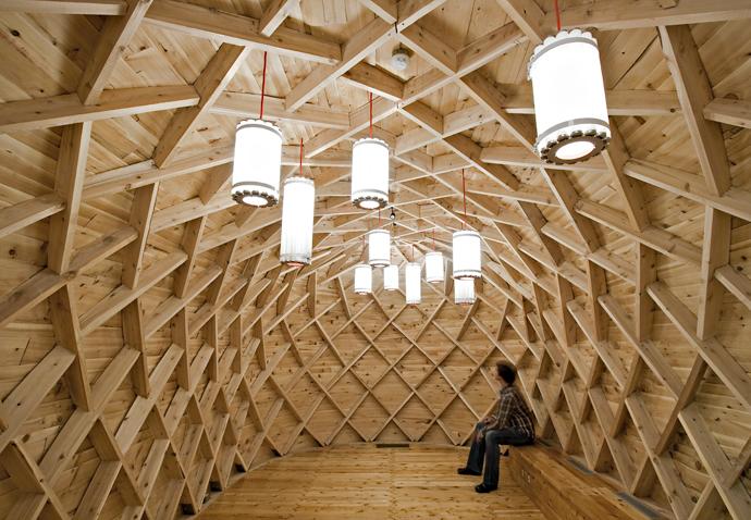 Levitt goodman architects 39 native child and family - Interior design magazine best of year ...