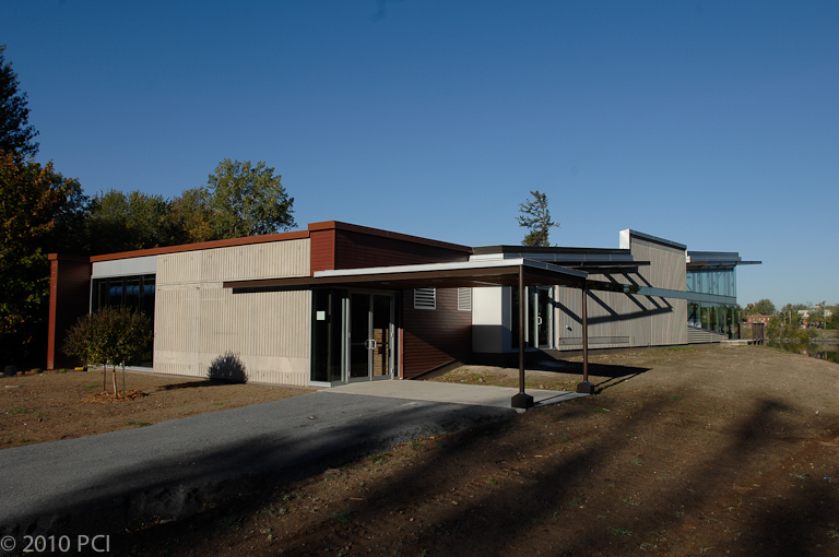 2010 winner: smith vigeant's cultural & community centre pointe-valaine