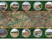 Wadi map.