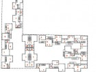 Level 2--1 living room 2 dining room 3 kitchen 4 master bedroom 5 bedroom 6 washroom 7 patio 8 courtyard 9 internal street