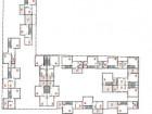 Level 3--1 living room 2 dining room 3 kitchen 4 master bedroom 5 bedroom 6 washroom 7 patio 8 courtyard 9 internal street
