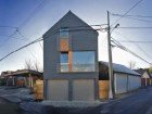 SHAPE Architecture's Strathcona Laneway House furthers a discussion on the potential of urbanizing Vancouver's laneways. Eric Scott