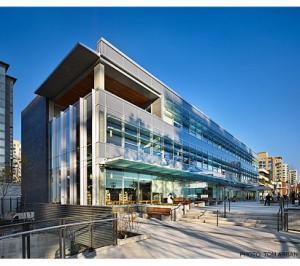 north vancouver city library by diamond+schmitt architects/CEI architecture