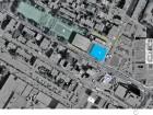 Context Plan 1 pool 2 Jean-Claude Malpart Sports Centre (phase 1) 3 Mdric-Martin Park 4 Frontenac metro station 5 bus