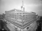 A historical image of the Woodward's department store in its heyday. Vancouver Public Library