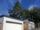 The Tyner Lane House designed by Brian Billingsley of Formline Architecture+Urbanism. Formline Architecture + Urbansim