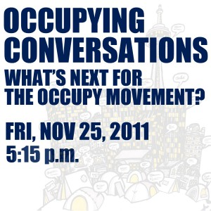 occupying conversations