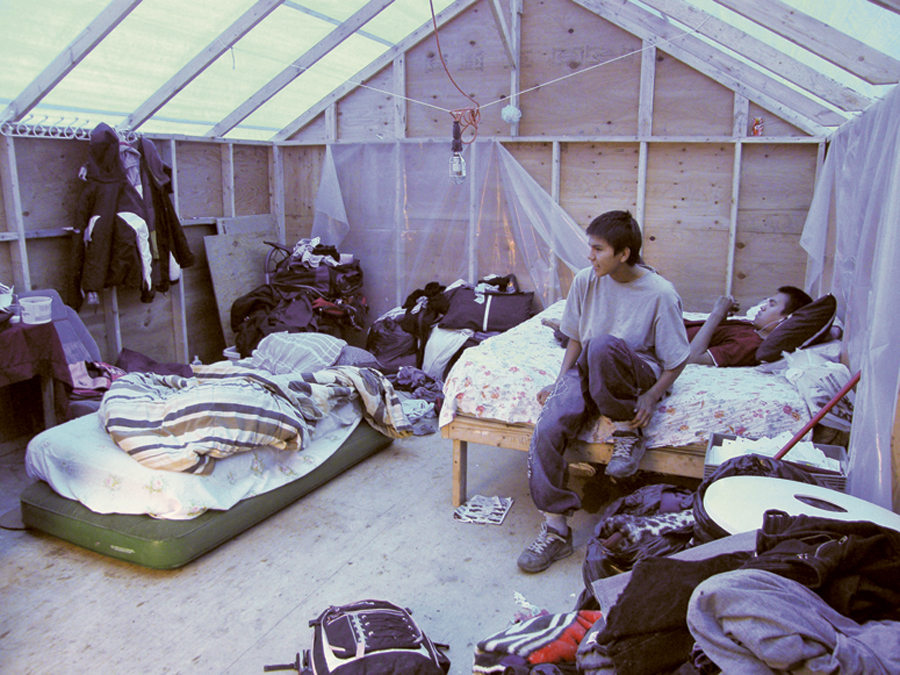 Editorial The Attawapiskat First Nations Housing Crisis