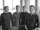 Marc Blouin, Architecte--left to right: Marc Blouin, Maxime Hroux, Philippe Nolet, Sylvain Bilodeau.