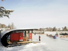 The new change facilities along the Rideau Canal will certainly help to elevate the National Capital's image amongst tourists and locals alike.