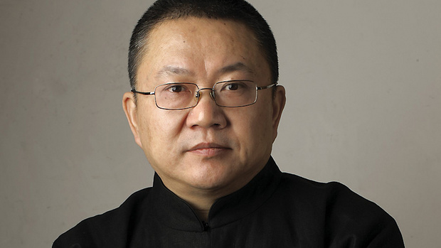 wang shu, winner of the 2012 pritzker architecture prize. photo credit: zhu chenzhou/the hyatt foundation/associated press