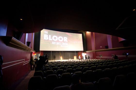 bloor hot docs cinema renovation by hariri pontarini architects