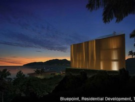 bluepoint residential development, thailand