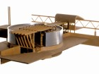 A model of the addition for the Lignum sawmill project.