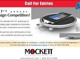 mockett annual international design competition