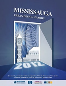 2012 mississauga urban design awards