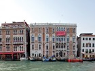 Ca' Giustinian-the venerable headquarters of the highly anticipated Venice Biennale. Giulio Squillaciotti