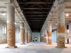The Corderie building before Common Ground, the central Biennale exhibition curated by David Chipperfield, fills the treasured space. Giulio Squillaciotti