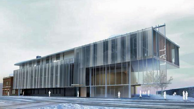 laurentian university school of architecture