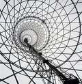 richard pare, shabolovka radio tower, moscow, russia. vladimir shukhov, 1922. photograph copyright richard pare 2007.