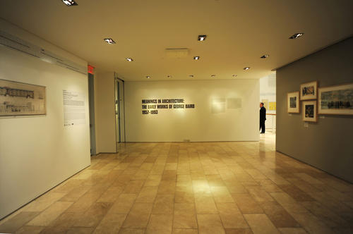 eric arthur gallery at the daniels faculty of architecture, landscape & design at the university of toronto