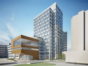 rendering of the new university of ottawa faculty of social sciences building