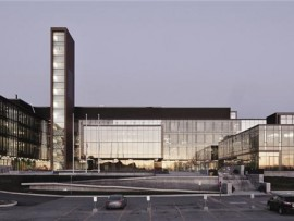 vaughan city hall by KPMB architects and phillips farevaag smallenberg landscape architects