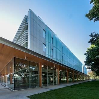 earth sciences building at the university of british columbia by perkins+will and equilibrium consulting