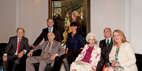 michal and renata hornstein donate $75M of old masters paintings to the montreal museum of fine arts