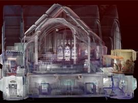 third avenue united church interior rendering