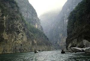 up the yangtze