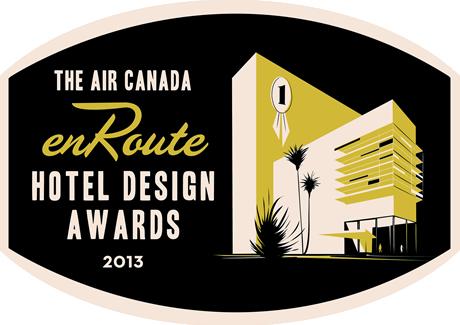 enRoute hotel design awards 2013