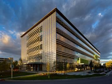 university of calgary's energy. environment. experiential. learning (EEEL) building