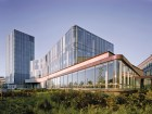 The Schulich School of Business at York University, in joint venture with Young + Wright Architects. Steven Evans