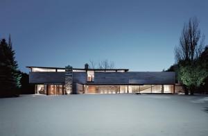 The Art Collectors' Residence in Toronto. Steven Evans
