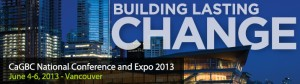 canadian green building council national conference & expo