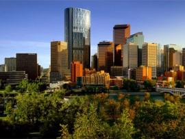 the bow in calgary by foster + partners and collaborating architect zeidler partnership architects