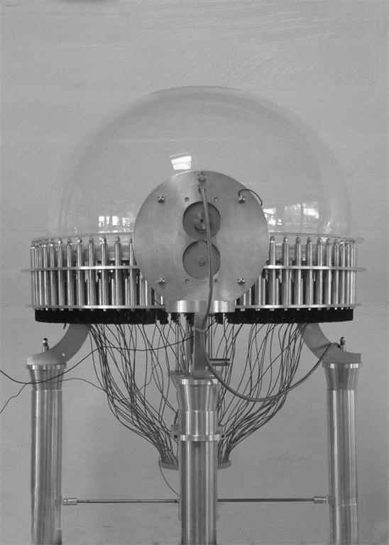roulette - the organ of chance, 2012  geoffrey smedley
