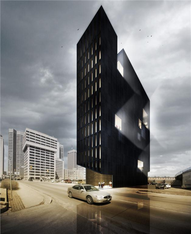 bond tower in winnipeg by 5468796 architecture