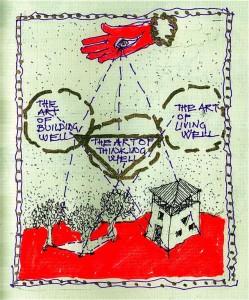 """the three arts"" by marco frascari"